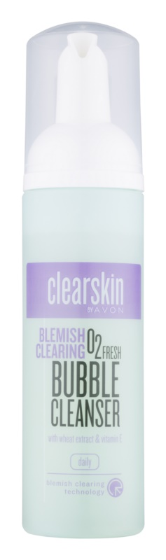 Avon Clearskin  Blemish Clearing Cleansing Foam With Vitamine E