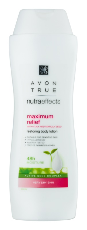 Avon True NutraEffects Renewing Body Milk