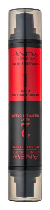 Avon Anew Reversalist crema de noapte cu efect de anti imbatranire 2 in 1