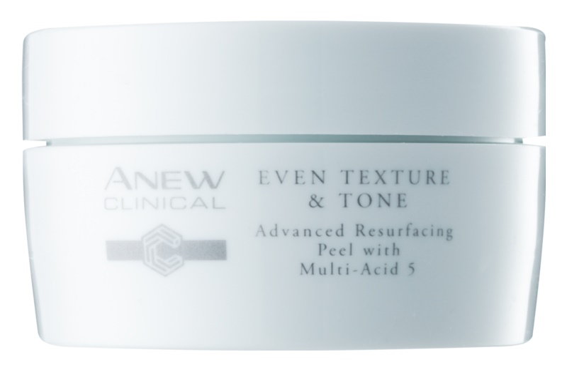 Avon Anew Clinical blazinice za piling lica za ujednačavanje tena lica