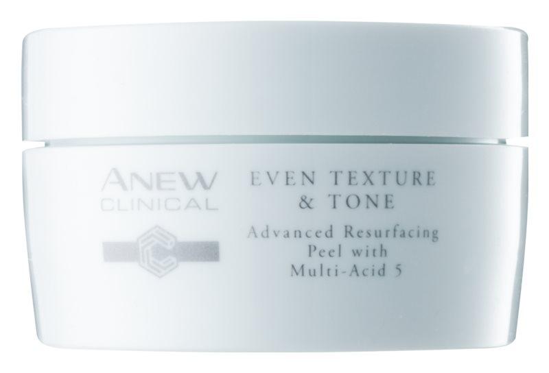Avon Anew Clinical Exfolierende Pads  voor Egalisatie van Huidtint