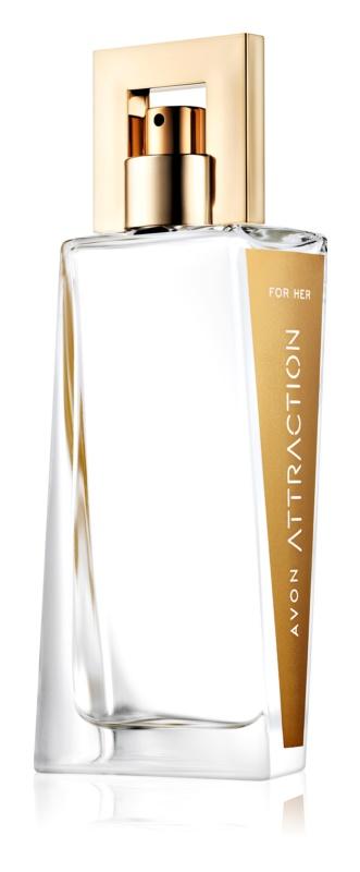 Avon Attraction for Her Eau de Parfum für Damen 50 ml