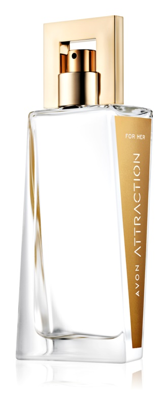 Avon Attraction for Her parfumska voda za ženske 50 ml
