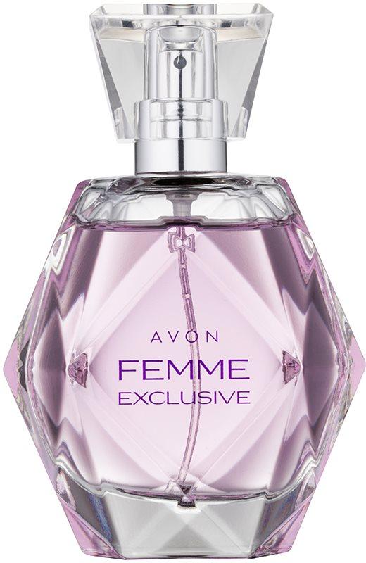 Avon Femme Exclusive parfémovaná voda pro ženy 50 ml