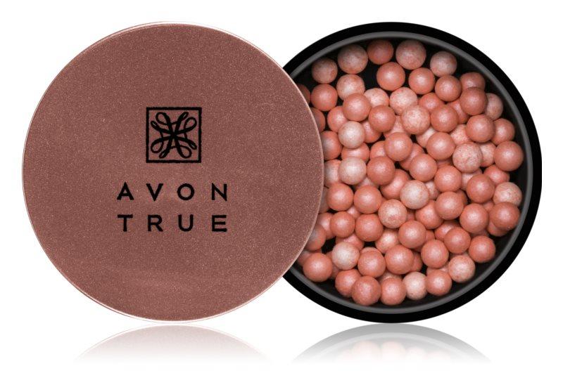 Avon True Colour brončane perle za lice