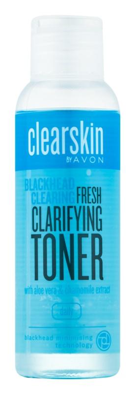 Avon Clearskin Blackhead Clearing lozione detergente viso contro i punti neri