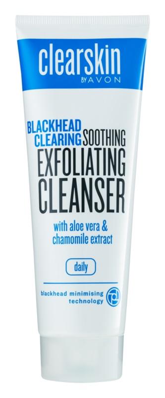 Avon Clearskin  Blackhead Clearing tisztító peelinges gél a fekete pontok ellen