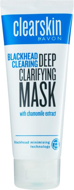 Avon Clearskin  Blackhead Clearing Tiefenreinigende Maske gegen Mitesser