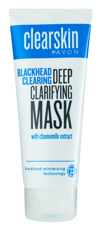 Avon Clearskin  Blackhead Clearing глибоко очищаюча маска від чорних цяток