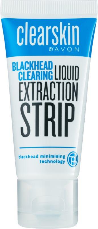 Avon Clearskin  Blackhead Clearing masca exfolianta impotriva punctelor negre