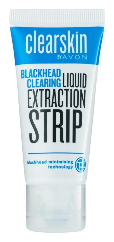 Avon Clearskin Blackhead Clearing maschera peel-off detergente contro i punti neri