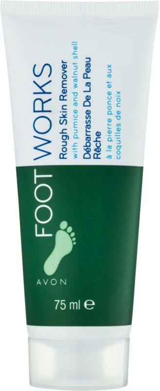 Avon Foot Works Classic mehčalna krema za pete in stopala