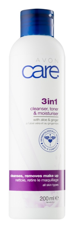 Avon Care gel de curatare 3 in 1