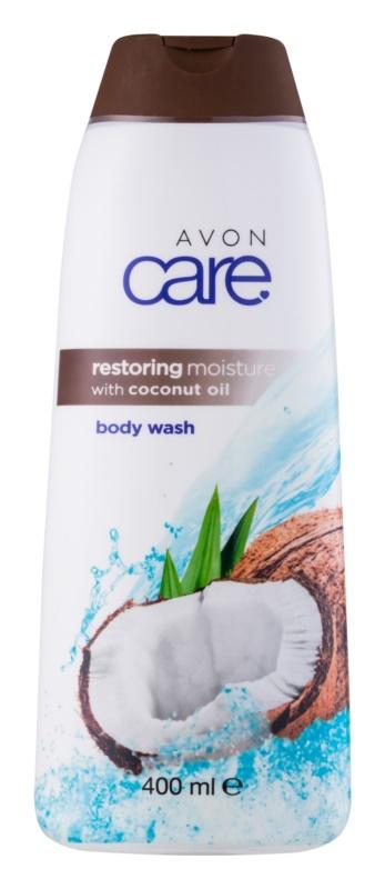 Avon Care gel douche hydratant à l'huile de coco