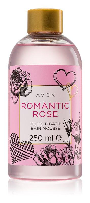 Avon Bubble Bath fürdőhab rózsa illattal