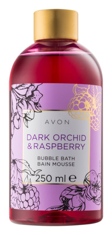 Avon Bubble Bath mousse pour le bain à l'extrait d'orchidée
