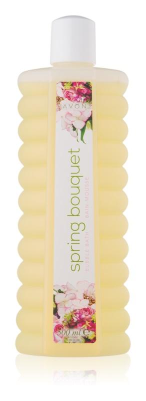 Avon Bubble Bath pjena za kupku s mirisom proljetnih cvjetova
