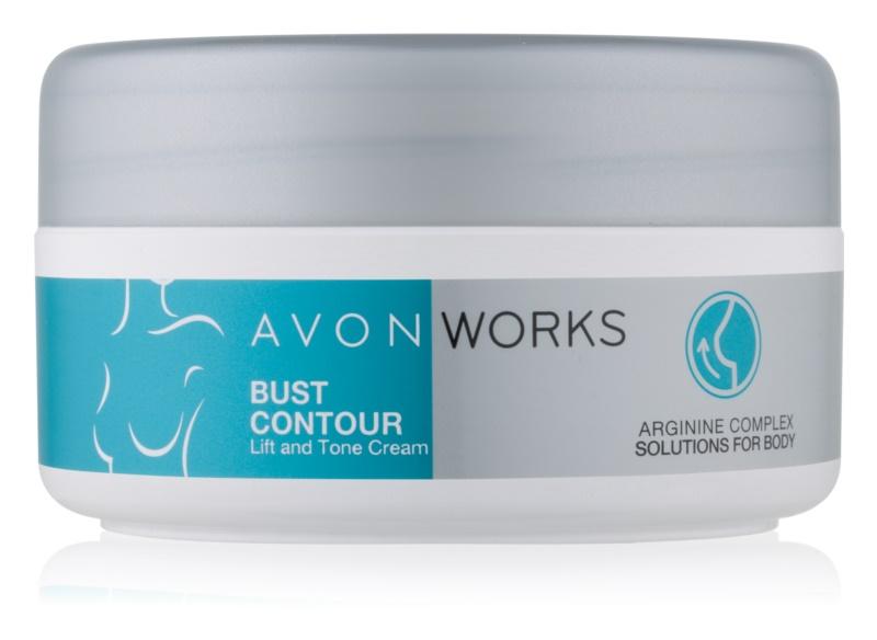 Avon Works straffende Brustliftingcreme
