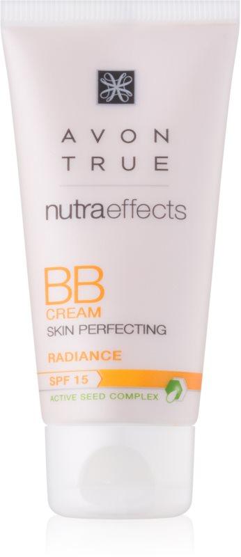 Avon True NutraEffects aufhellende BB-Creme SPF 15