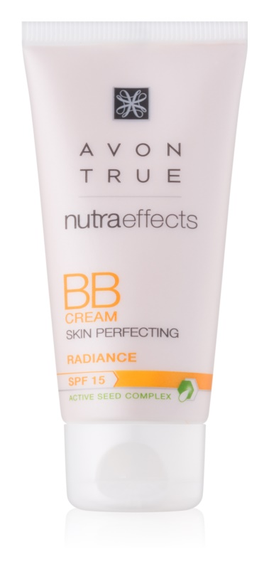 Avon True NutraEffects BB crème illuminatrice SPF 15