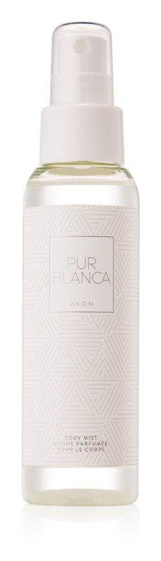 Avon Pur Blanca tělový sprej pro ženy 100 ml