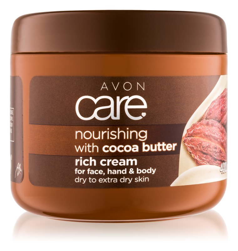 Avon Care Universalcreme mit Kakaobutter