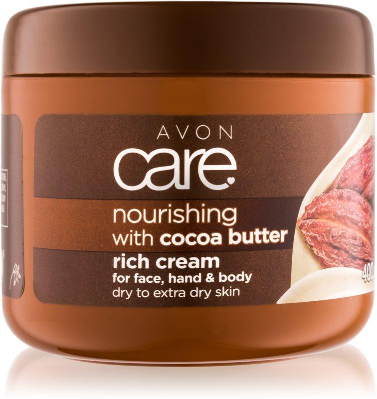 Avon Care універсальний крем з маслом какао