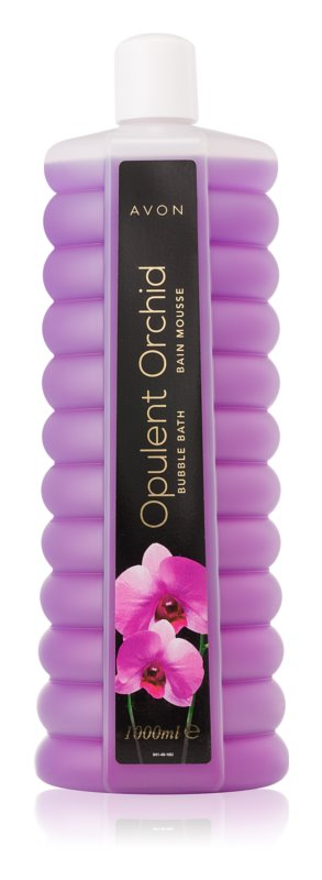 Avon Bubble Bath bain moussant au parfum d'orchidée