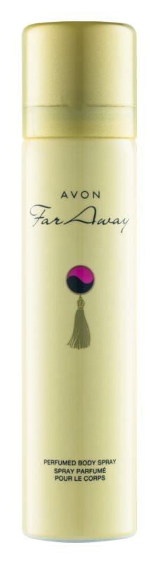 Avon Far Away Σπρεϊ σώματος για γυναίκες 75 μλ
