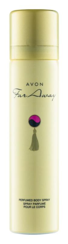 Avon Far Away tělový sprej pro ženy 75 ml