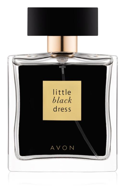 Avon Little Black Dress Eau de Parfum para mulheres 50 ml