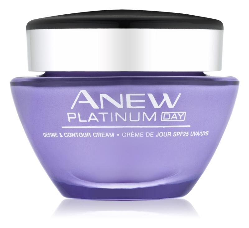 Avon Anew Platinum denný krém SPF 25