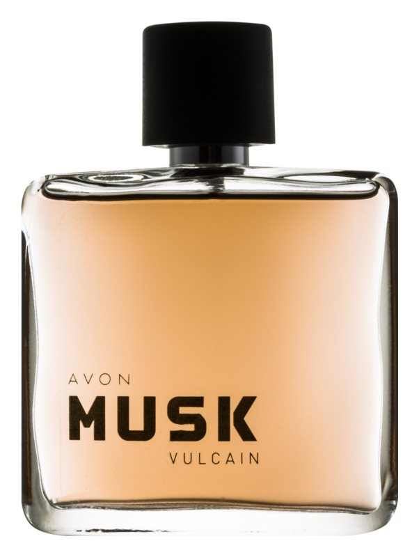 Avon Musk Vulcain eau de toilette pentru barbati 75 ml