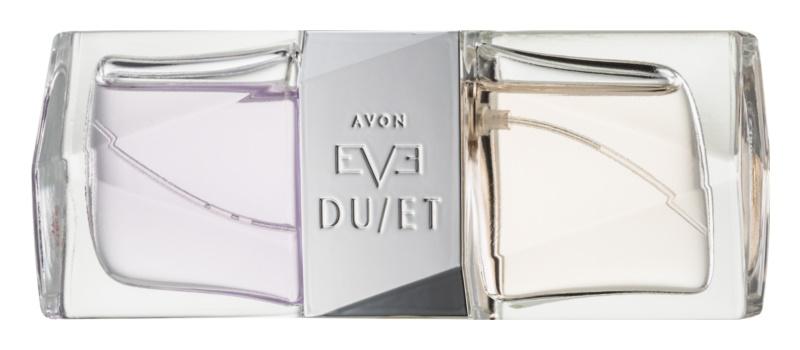 Avon Eve Duet eau de parfum pentru femei 2 x 25 ml