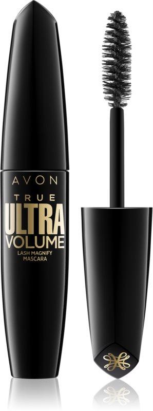 Avon True Ultra Volume mascara pentru extra volum si curbare