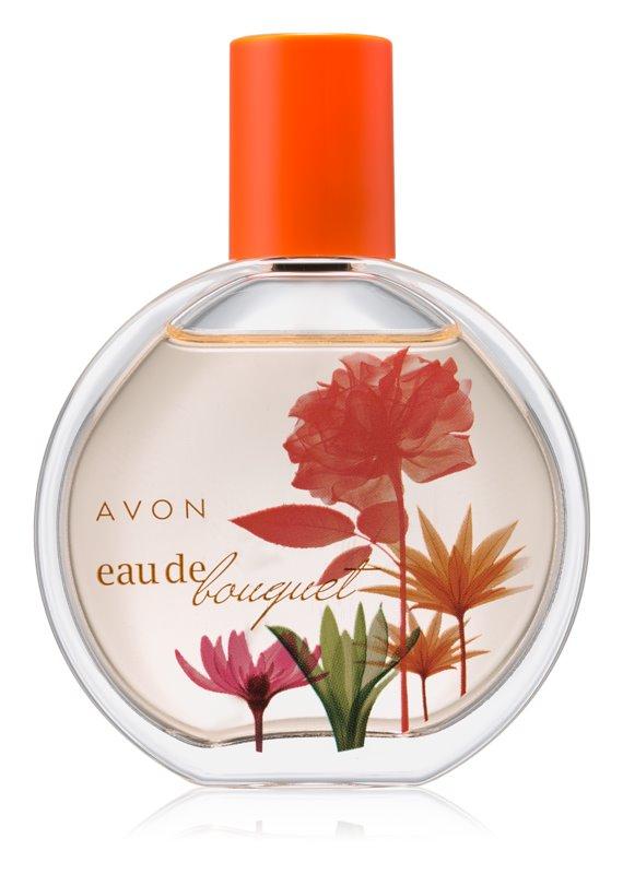Avon Eau de Bouguet toaletní voda pro ženy 50 ml