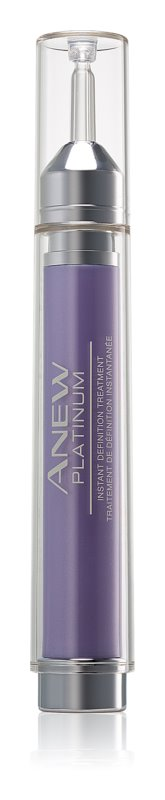 Avon Anew Platinum liftingové sérum s okamžitým účinkom