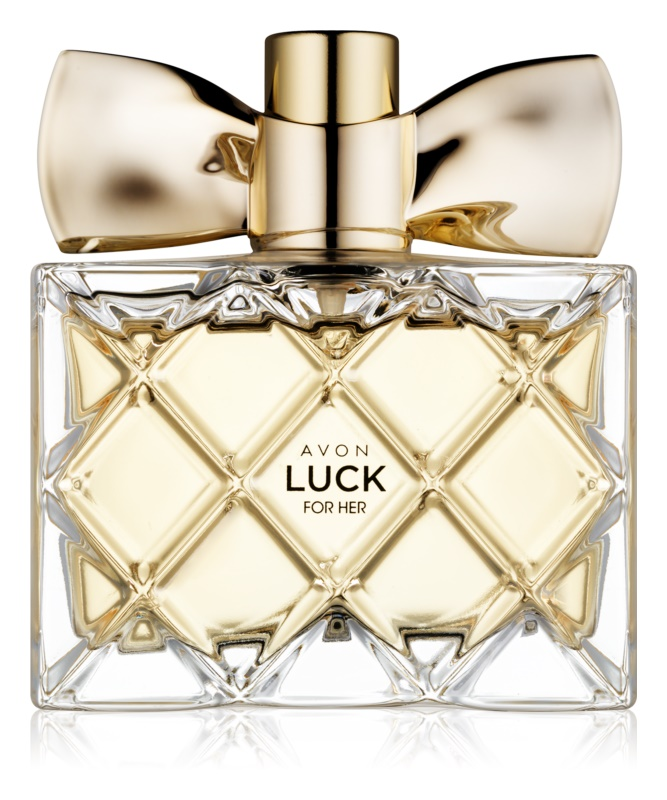 Avon Luck for Her parfumska voda za ženske 50 ml