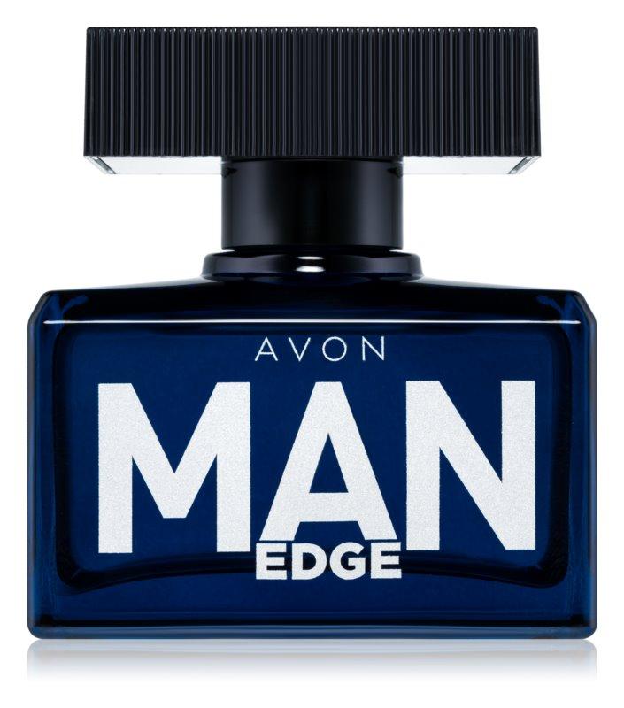 Avon Man Edge Eau de Toilette voor Mannen 75 ml