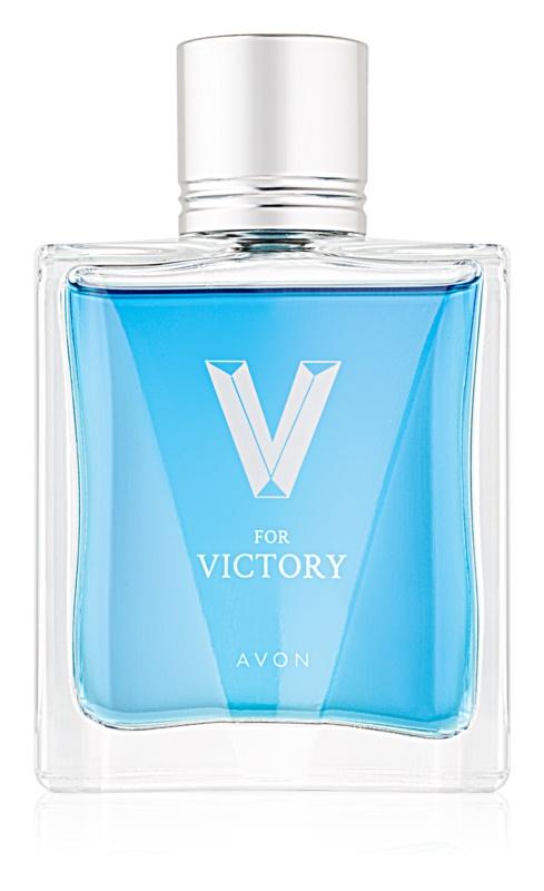 Avon V for Victory Eau de Toillete για άνδρες 75 μλ