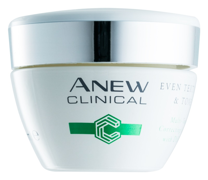 Avon Anew Clinical noční krém pro sjednocení barevného tónu pleti