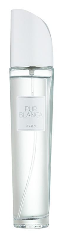 Avon Pur Blanca eau de toilette para mulheres 50 ml