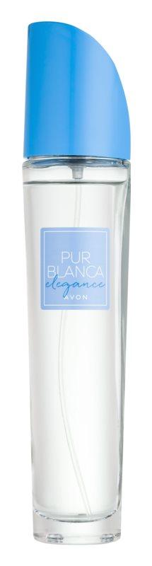 Avon Pur Blanca Elegance eau de toilette nőknek