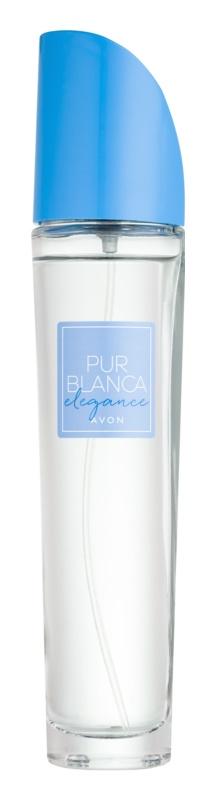 Avon Pur Blanca Elegance Eau de Toillete για γυναίκες