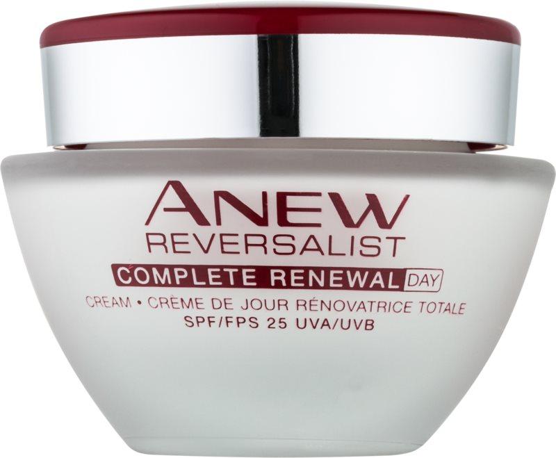 Avon Anew Reversalist crema de día reparadora  SPF 25