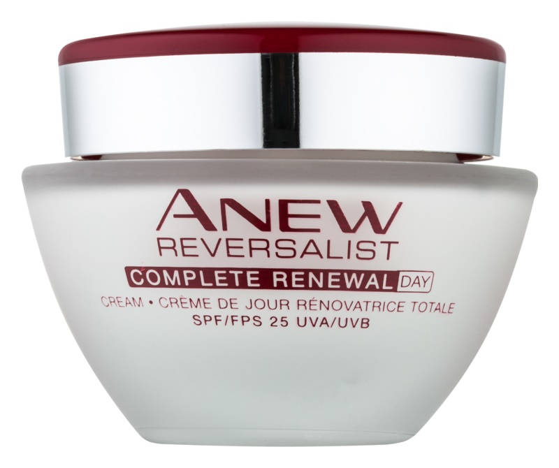 Avon Anew Reversalist crème de jour rénovatrice SPF 25
