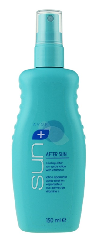 Avon Sun After Sun loção refrescante after sun  em spray