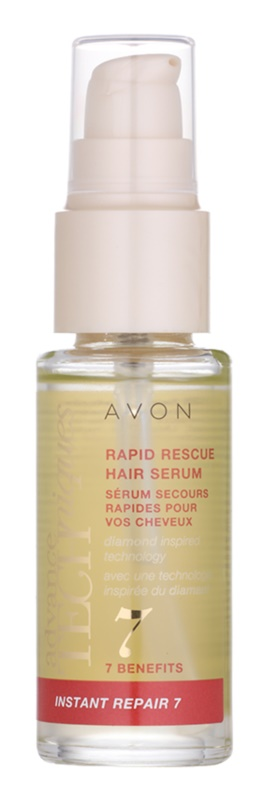 Avon Advance Techniques Instant Repair 7 obnovující vlasové sérum s okamžitým účinkem