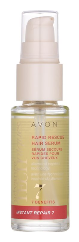 Avon Advance Techniques Instant Repair 7 Restorative Hair Serum With Immediate Effect