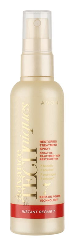 Avon Advance Techniques Instant Repair 7 spray renovador  com queratina